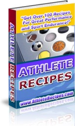 healthy diet for athletes